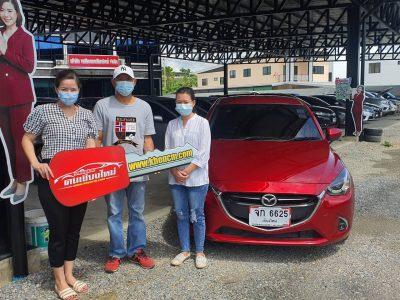 Mazda2red