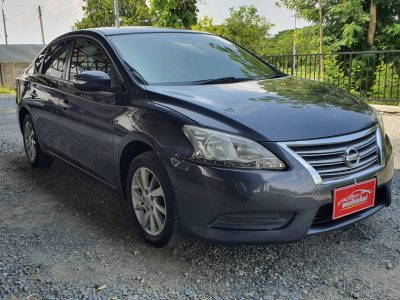 Nissan Sylphy11